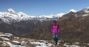 Druk-Path-Trekking in Buthan